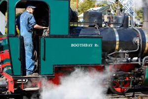 Join the Boothbay Railway Village Engineer's Society and enjoy this once-in-a-lifetime opportunity to operate a steam locomotive!