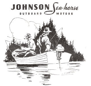 Jo in outboard motor historian Larry Stevenson every Tuesday evening in August as he presents highlights and history from the Stevenson Outboard Collection.