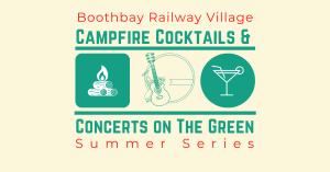 Boothbay Railway Village Concert Series